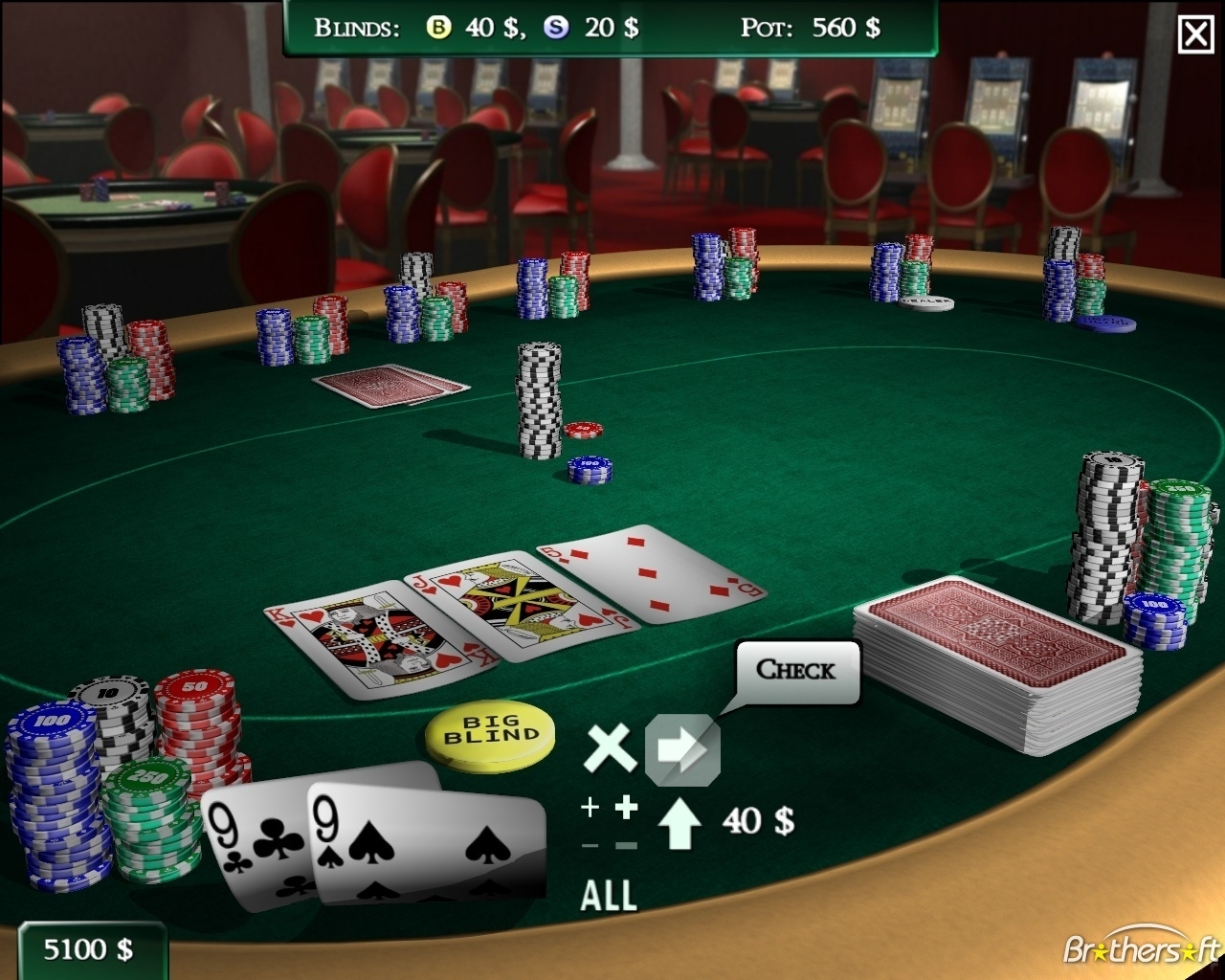 Regolamento di gioco poker texas hold'em